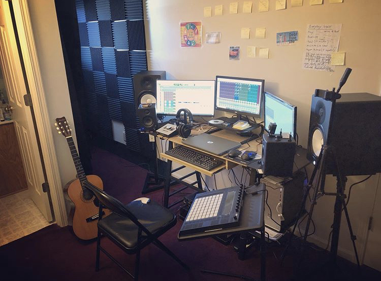 LeeSon Bryce Home Studio